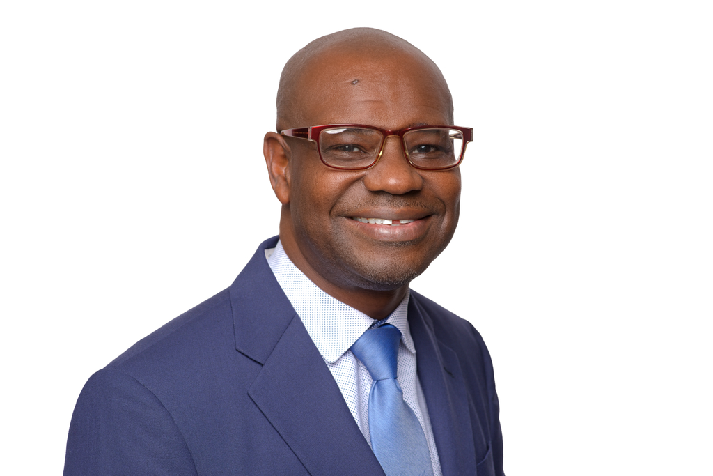 Ansord E. Hewitt was first appointed Director General in 2017,