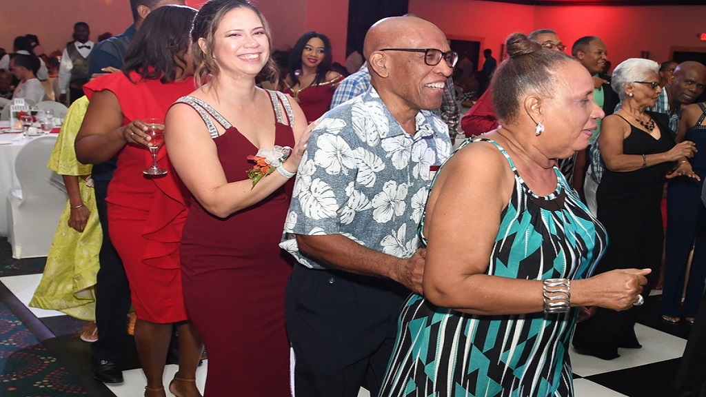 DJ Narity had JMMB clients and team members dancing the night away at the JMMB Personal Portfolio Management (PPM) Centre client mixer, on December 6 at The Jamaica Pegasus. (Photo: Collin Reid)