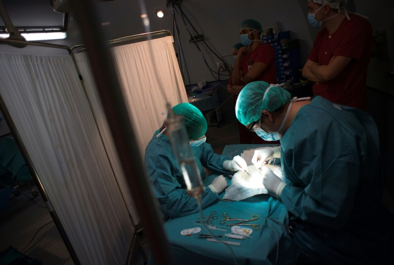 Des médecins espagnols sont parvenus à sauver la vie d'une Britannique après un arrêt cardiaque de six heures