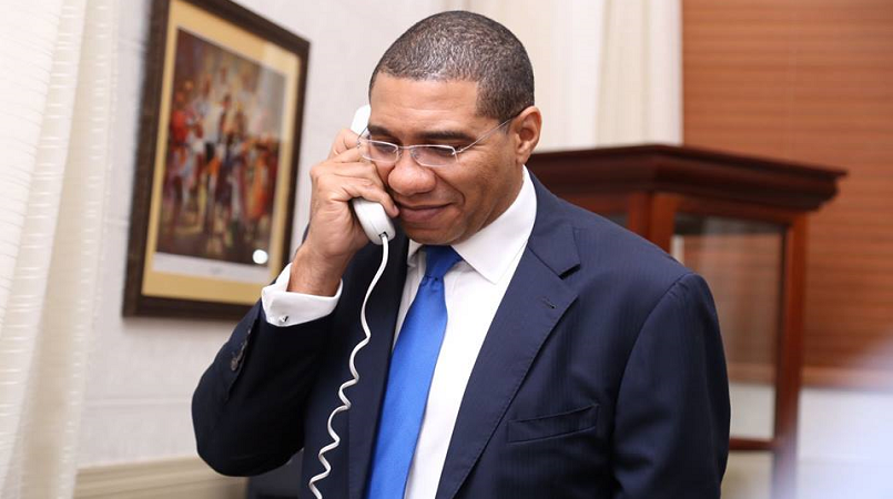 """""""Our job as leaders is to listen and be responsive to citizens' needs. Happy to see their response,"""" Prime Minister Andrew Holness tweeted."""