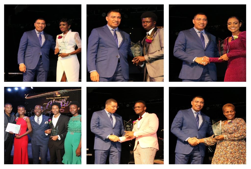 The awards were presented in the categories of academics, agriculture, arts and culture, entrepreneurship, environmental protection, innovation in science and technology, international achievement, journalism, leadership, sports and youth development and nation-building.