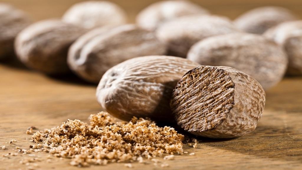 Nutmeg (Photo: iStock)