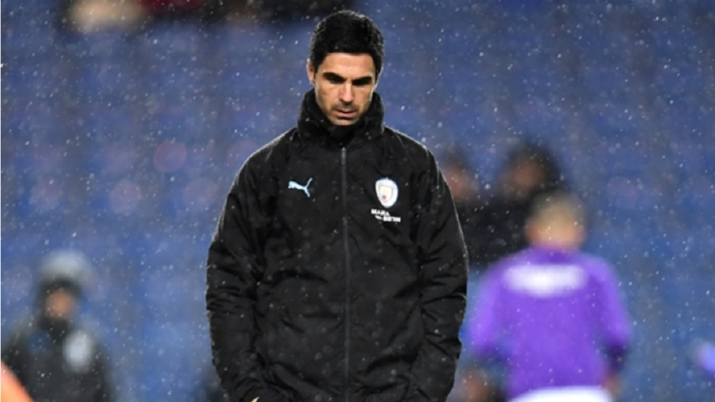Mikel Arteta, who is set to be appointed at Arsenal.
