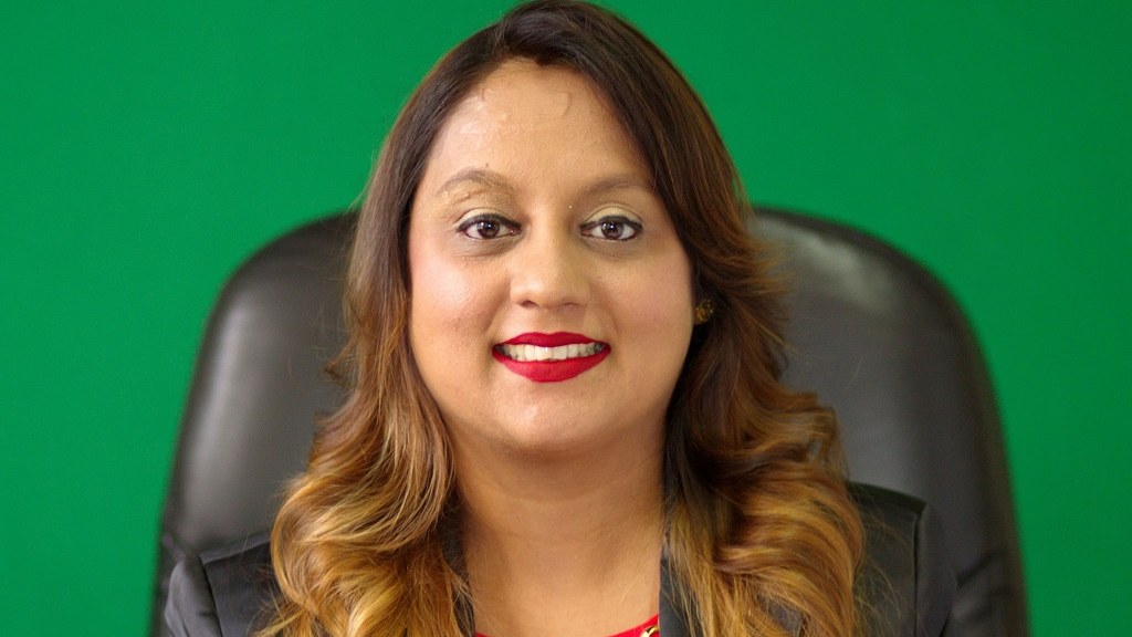 Couva North MP Ramona Ramdial
