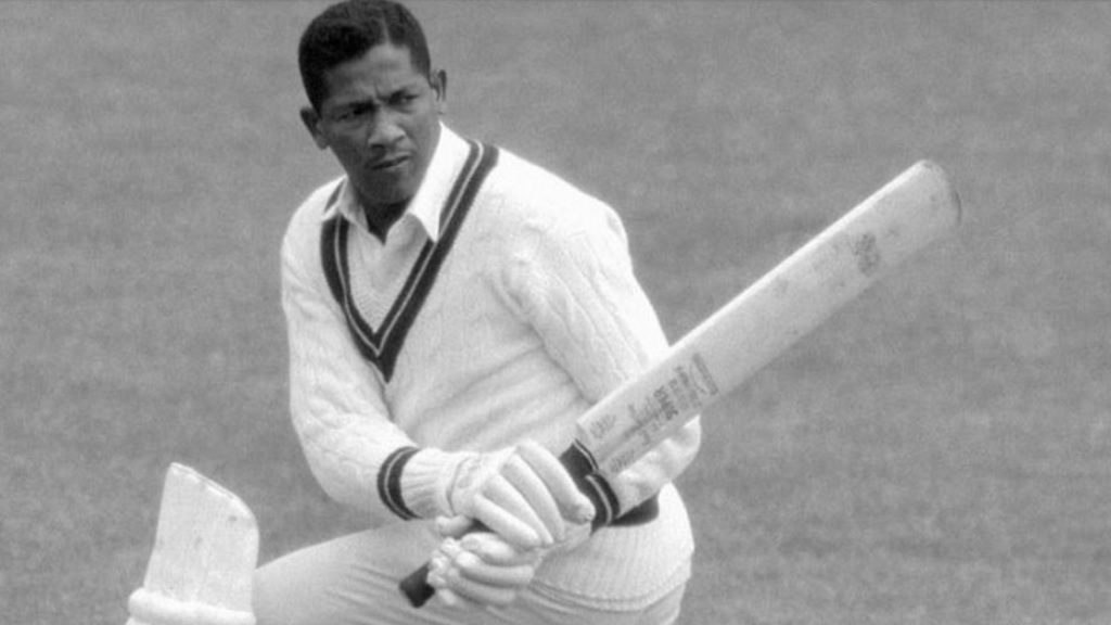 West Indies' legend batsman Basil Butcher passes away