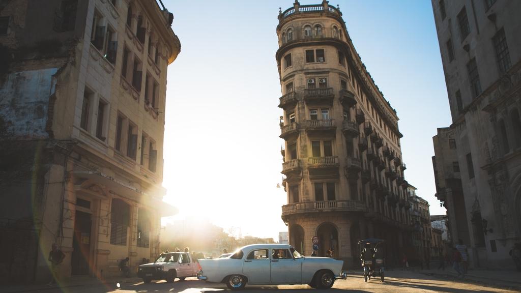 Havana, Cuba  Photo courtesy: Linhao Zhang