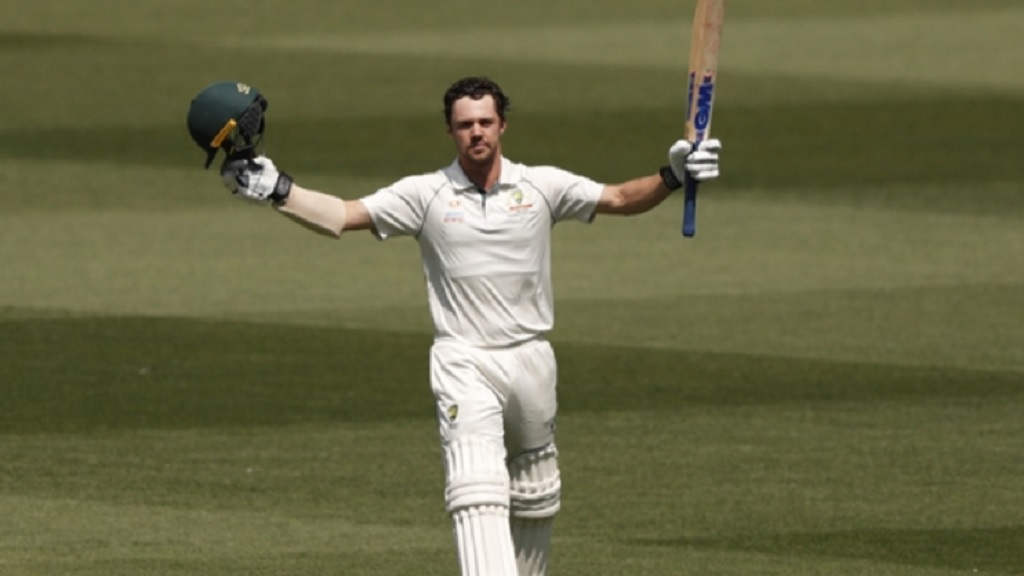 Australia batsman Travis Head.