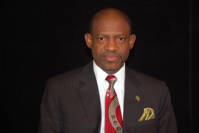 Former Prime Minister of St Kitts and Nevis, Dr Denzil Douglas (FILE)