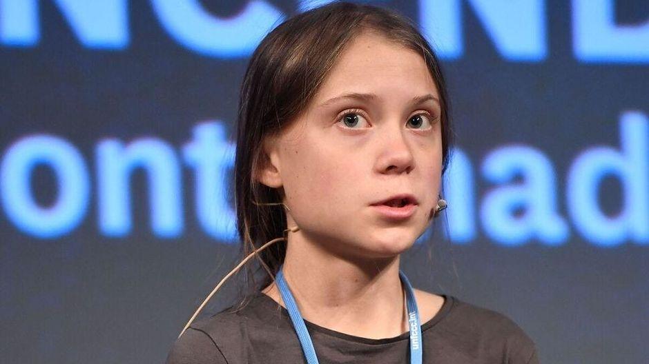 «Ce n'est pas une solution durable que des enfants manquent l'école», dit Greta Thunberg