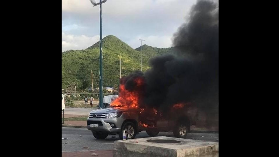 Photo courtesy: St Maarten News