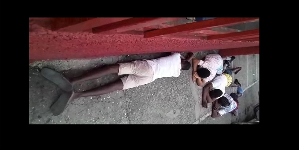 Photo: Four men held during an East Kingston operation