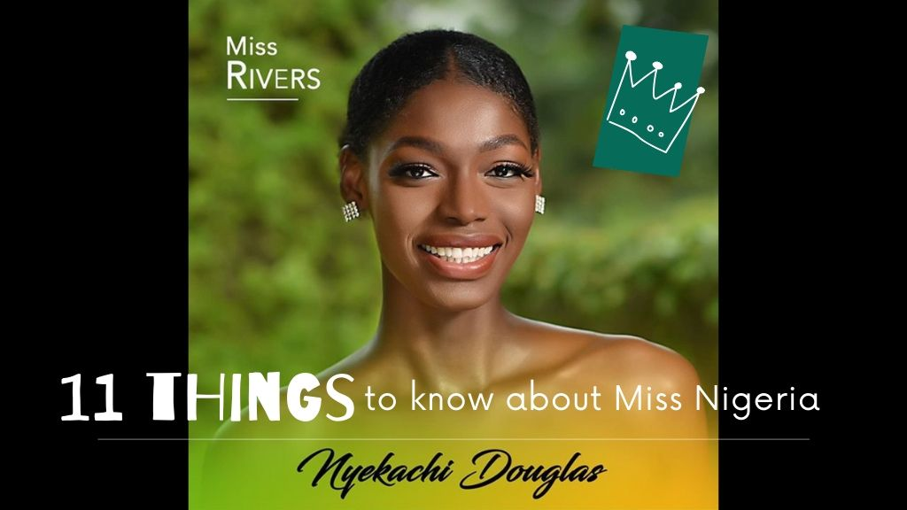 Miss World top five finisher Miss Nigeria  Nyekachi Douglas. (Photos: via Instagram @nyeka_d)