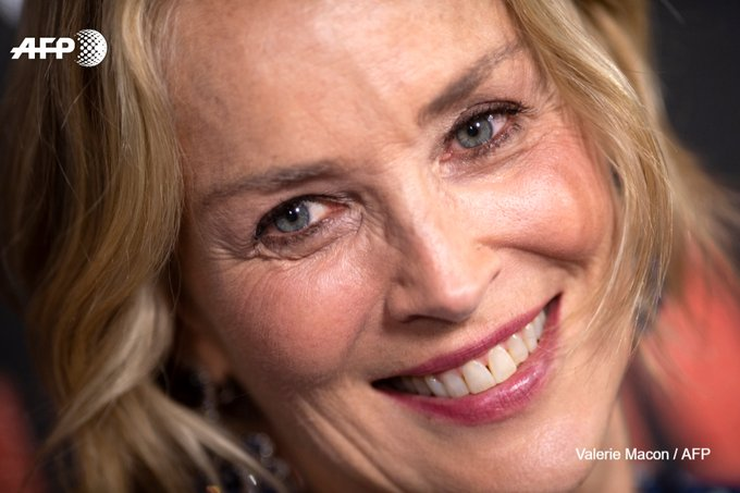 Sharon Stone à Los Angeles le 19 septembre 2019