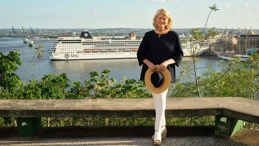 The MSC Martha Stewart Caribbean Excursion will give passengers a curated authentic experience at the ports they visit. Photo credit: Douglas Friedman