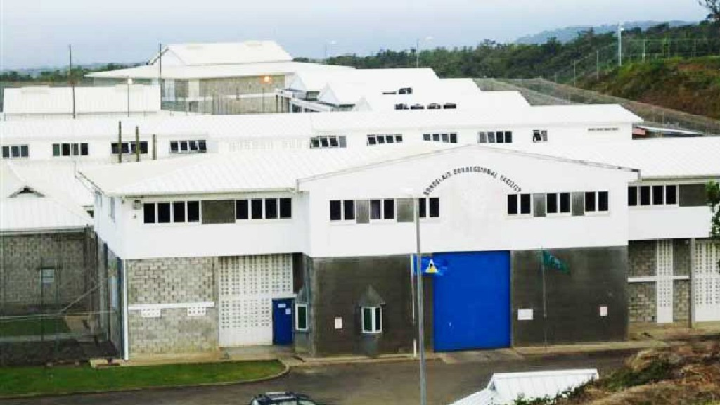 Bordelais Correctional  Facility