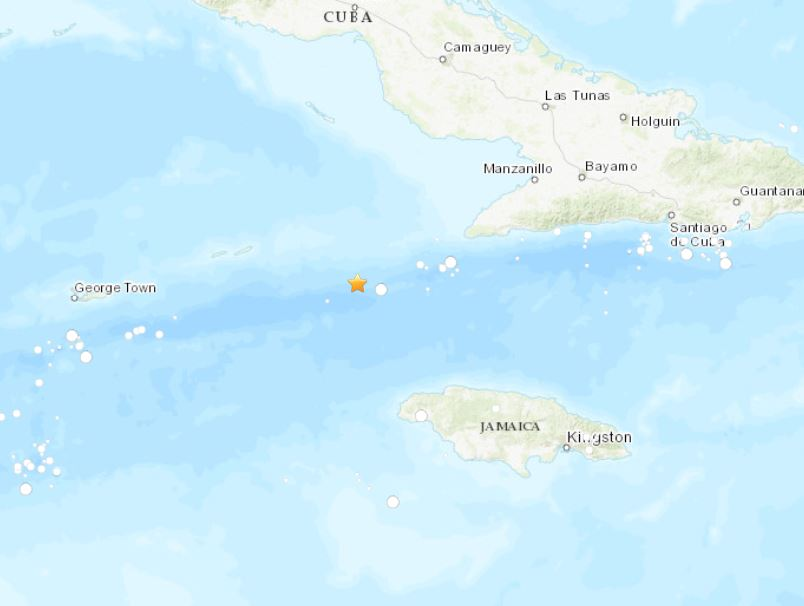 Major 7.7 magnitude quake hits Caribbean off Jamaica: USGS