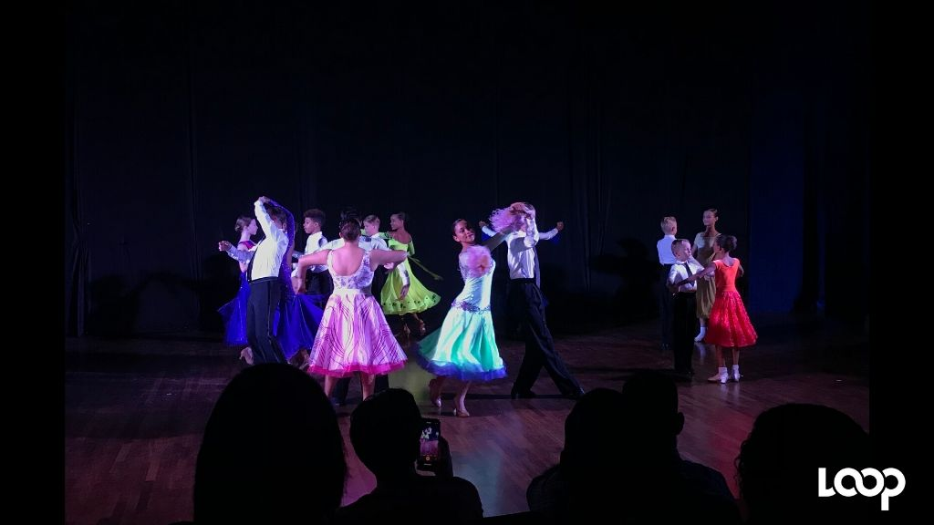 Presenting: BallRoomBestJM's Dance Extravaganza!