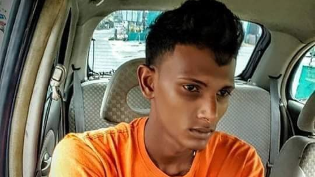 Pictured: Shane Ramjattan is charged for wasteful employment of police time by making a false police report. Photo via Facebook, the Trinidad and Tobago Police Service (TTPS).