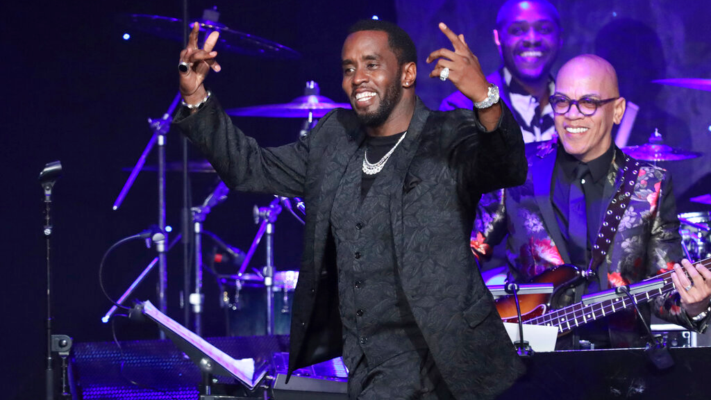 Diddy Blasts Grammy Awards: