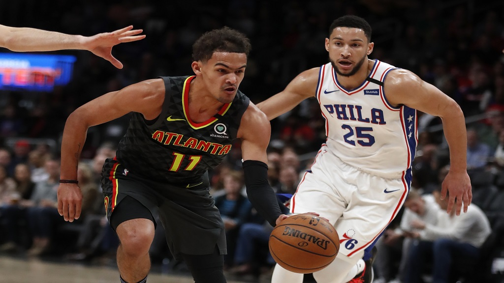 Sixers guard Ben Simmons named an All-Star reserve for second time
