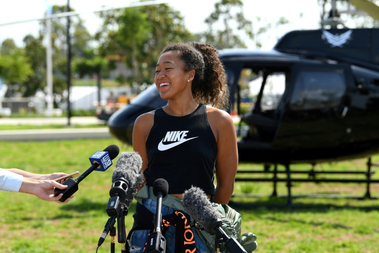 Naomi Osaka told reporters ahead of the season-opening Brisbane International that she had tried to have a bit of fun and experience new things during the off-season