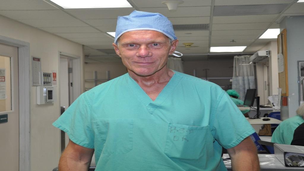 Orthopedic Surgeon Dr Allan Lawson