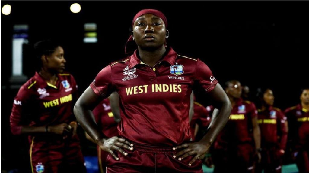 Jamaica and West Indies women cricketer Stafanie Taylor.