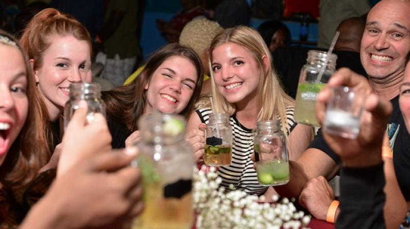 Cheers to spirit tourism!