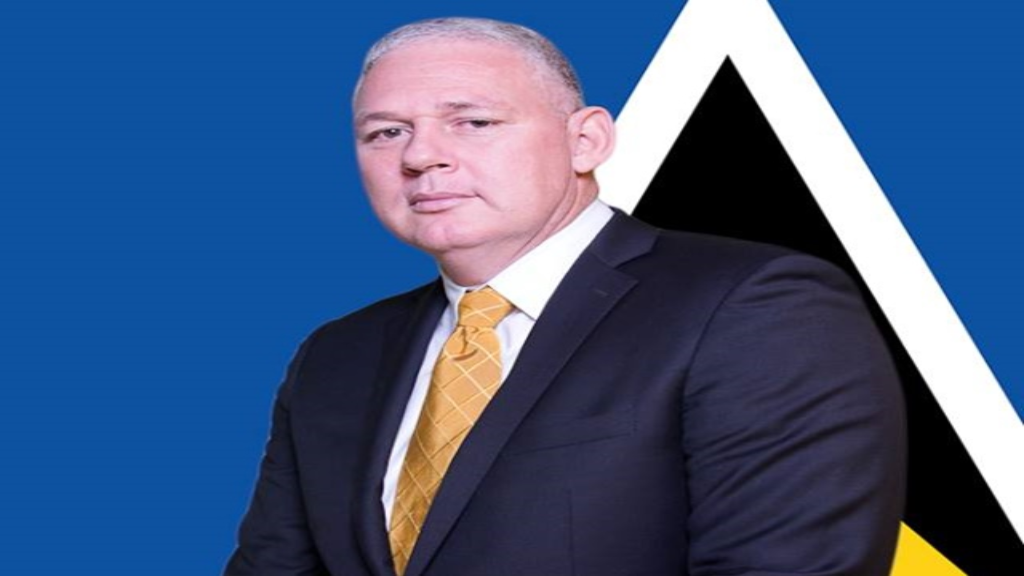 Prime Minister of St Lucia, Allen Chastanet
