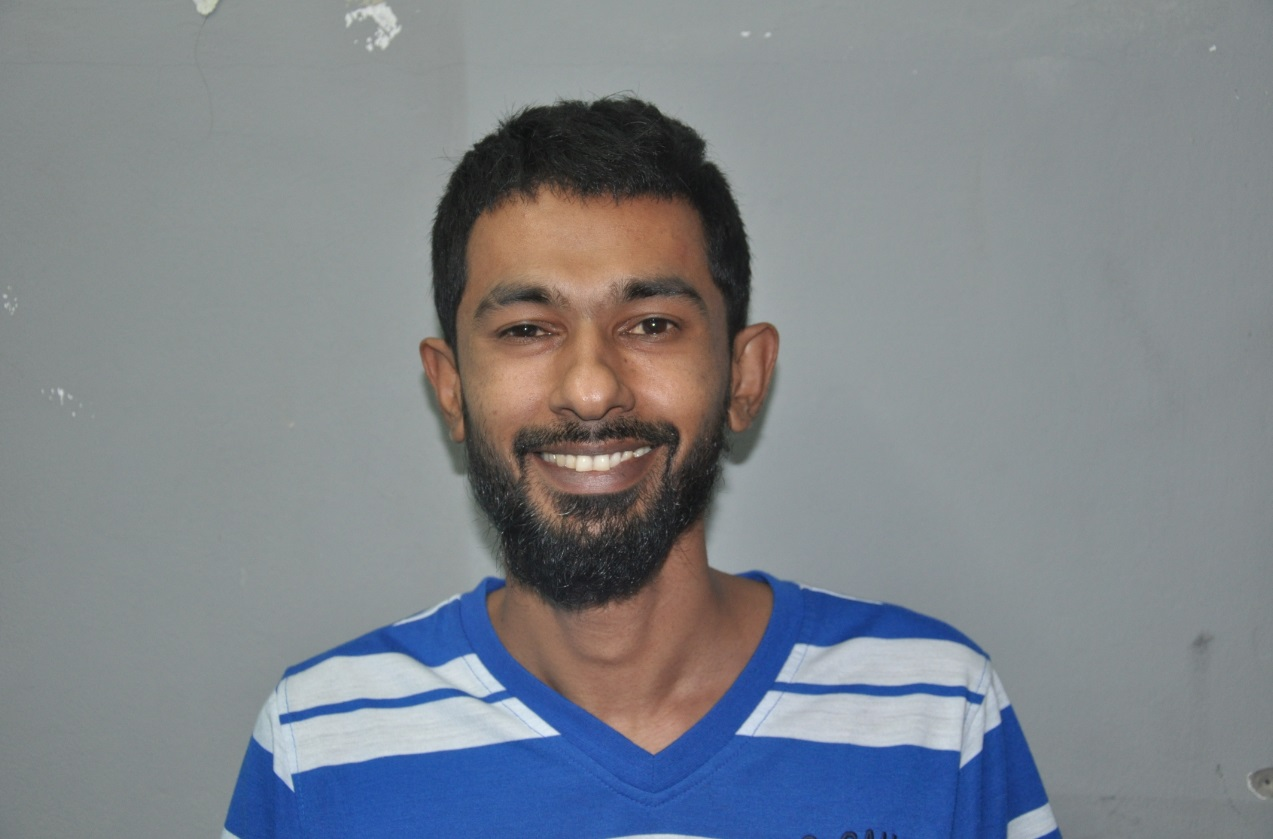 Murder accused: Vishal Birju