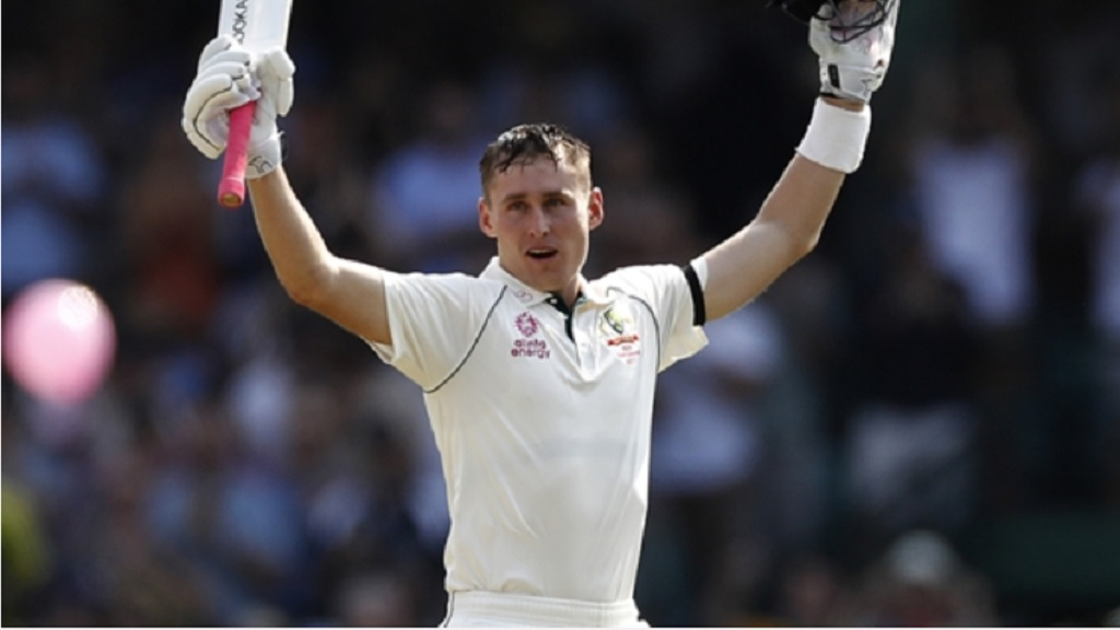 Australia batsman Marnus Labuschagne.