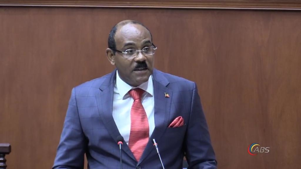 Antigua & Barbuda Prime Minister and Finance Minister, Gaston Browne