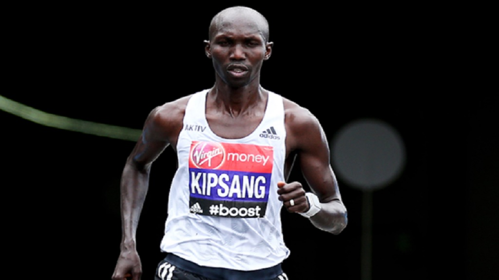 Wilson Kipsang Kiprotich. (PHOTO: IAAF).