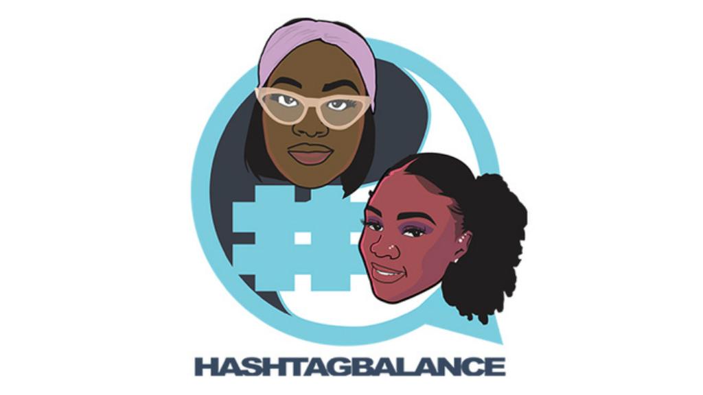 Hashtag Balance logo