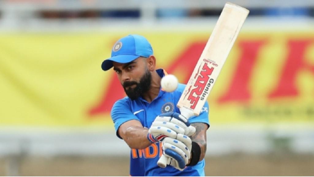 India batsman Virat Kohli.