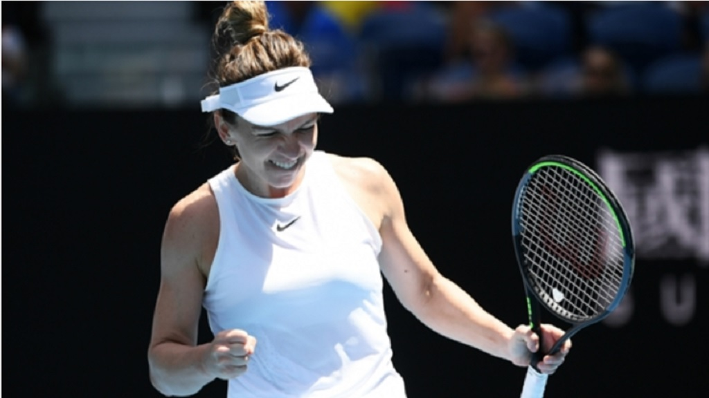 Nobody's perfect, but Simona Halep comes close in Australian Open quarterfinal rout