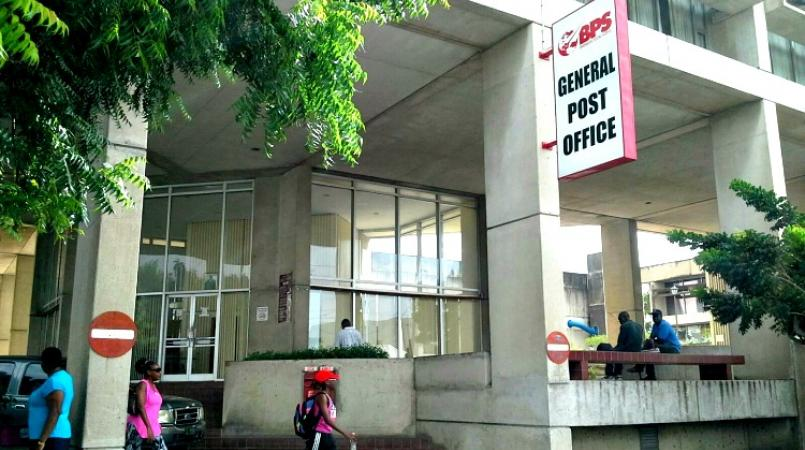 General Post Office at Cheapside (FILE)