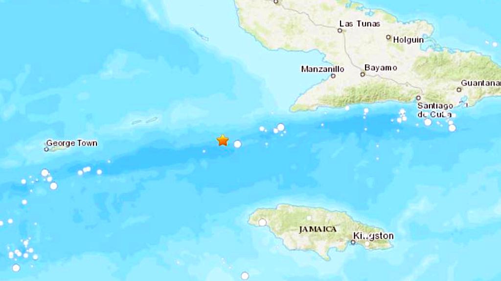 DEVELOPING: Magnitude 7.7 natural disaster hits Cuba, Jamaica, tsunami warning issued