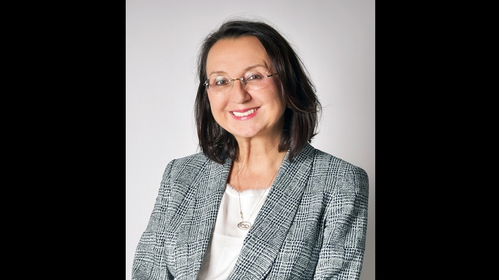 SLHTA President, Karolin Troubetzkoy