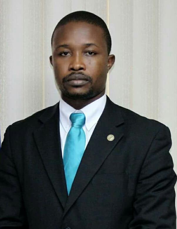 Me Endy Frédéric, avocat au Barreau de Port-au-Prince ;  Spécialiste en Droit Public et en management des Institutions publiques; Crédit Photo: FB Endy Frédéric