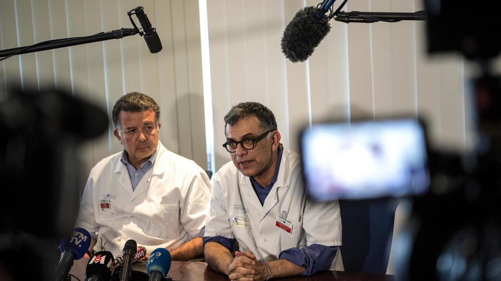 Nouveau coronavirus: de possibles traitements à l'étude (expert). Photo: AFP