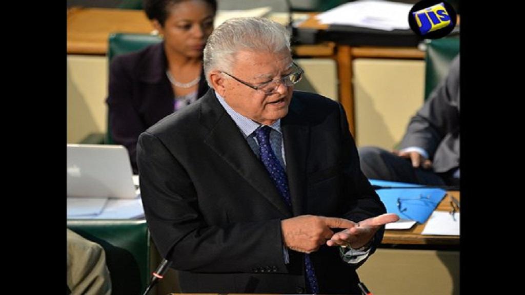 Karl Samuda (file photo)