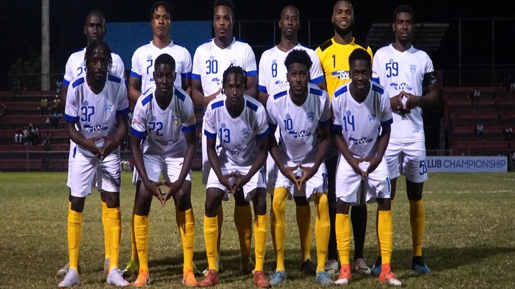 Members of Waterhouse FC.