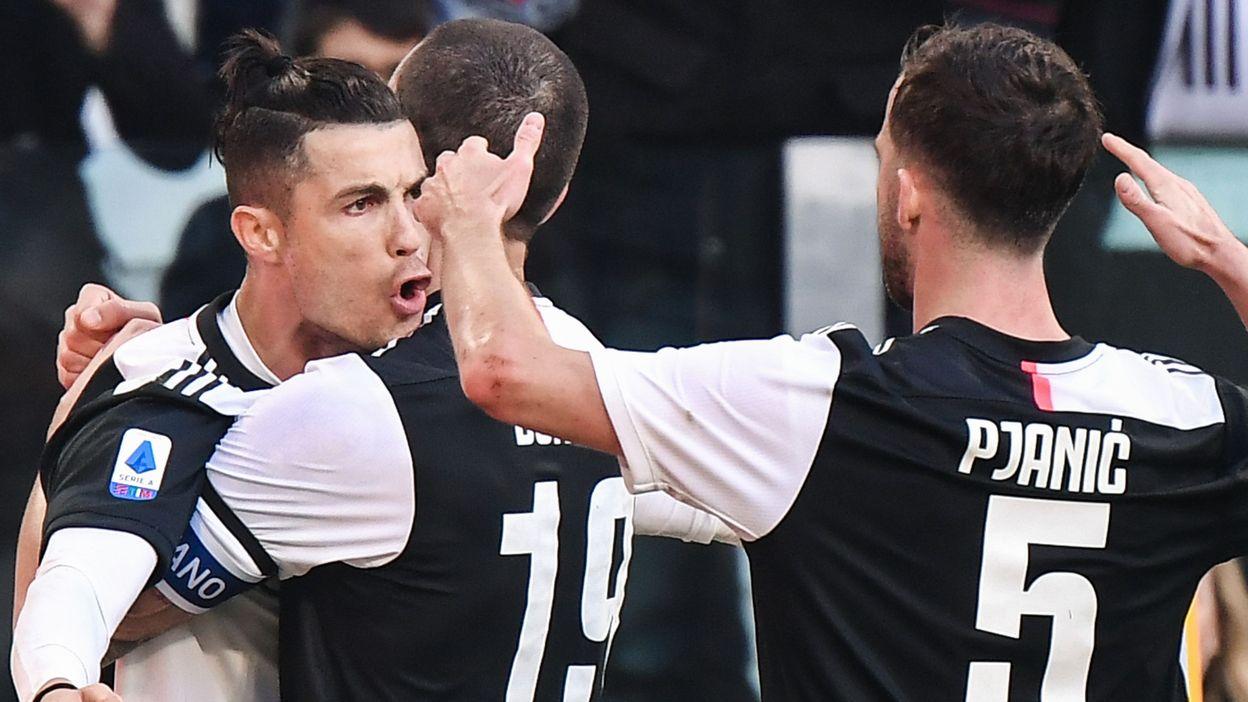 Un doublé de Ronaldo relance la Juventus - © MARCO BERTORELLO - AFP