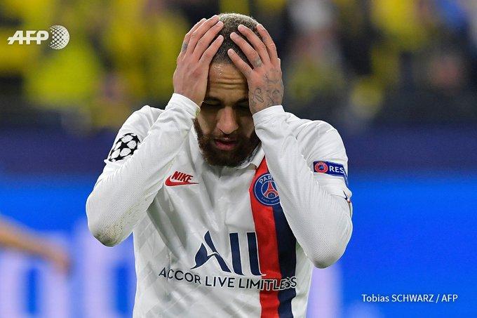 C1: Paris battu par Dortmund et Haaland (2-1) en 8e de finale aller