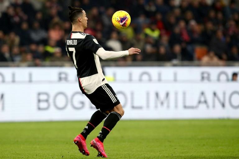 Christiano Ronaldo sera la principale menace pour les lyonnais mercredi