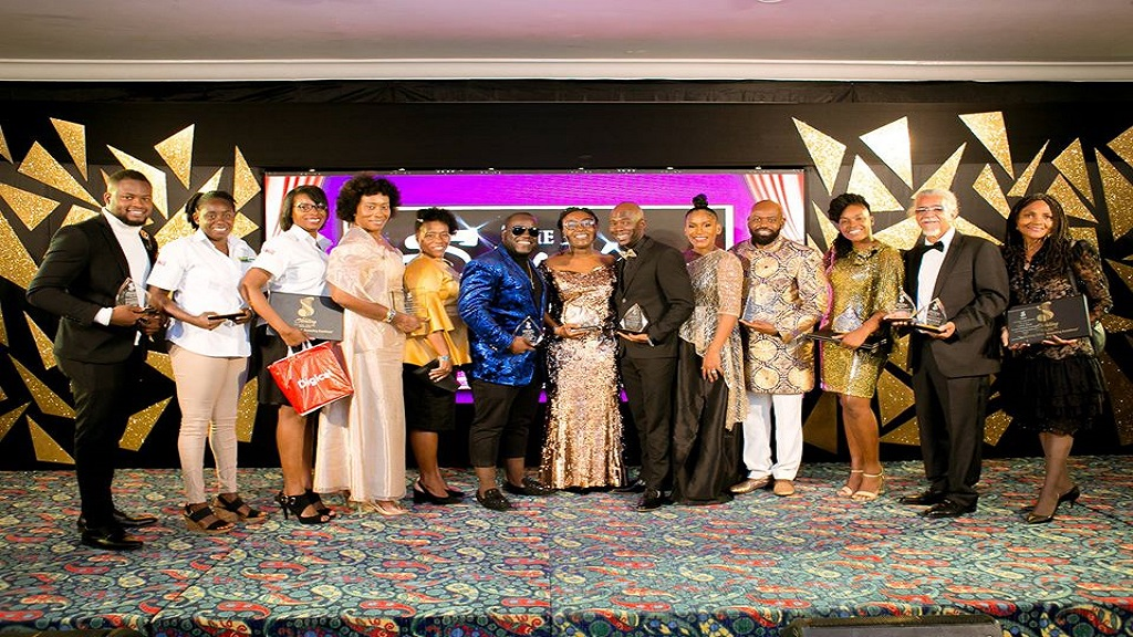 Winners of the 2019 staging of the Sterling Gospel Music Awards.
