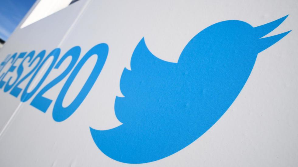 Twitter augmente son nombre d'usagers, son action s'envole. Photo: AFP