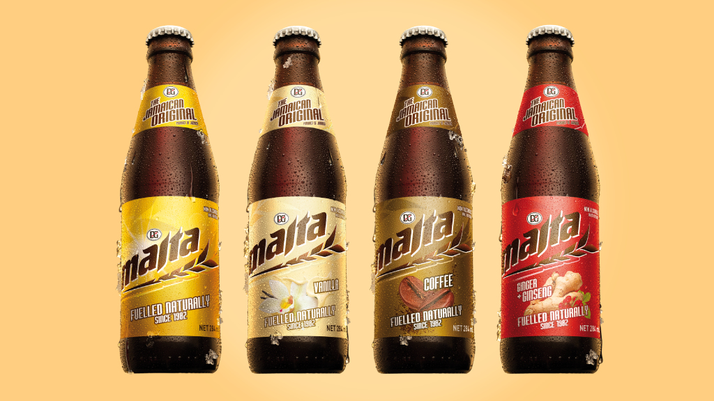Red Stripe's release of the vanilla and coffee flavoured Maltas, follows the introduction of the vitamin-enriched brew in a 330ml can.