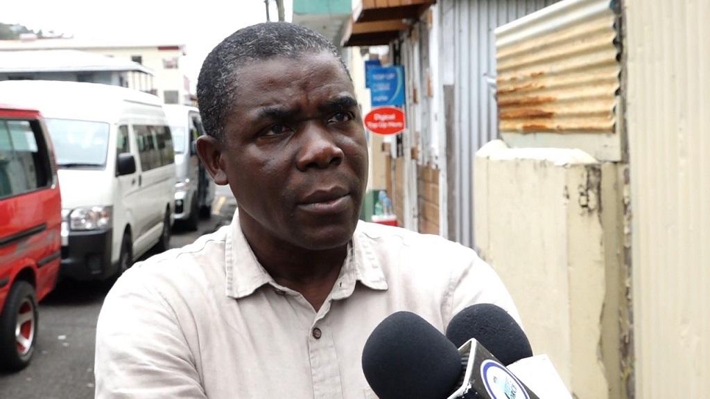 National Council on Public Transportation (NCOPT) president, Godfrey Ferdinand